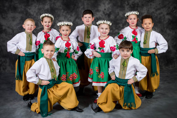 Ukrainian Dance School of Edmonton offers many class all age ranges can register for.