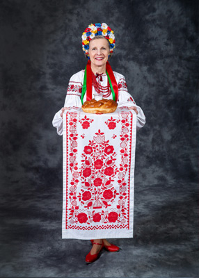 Christmas and year end parties for dancers and their families of Edmonton School of Ukrainian Dance are filled with great experiences.